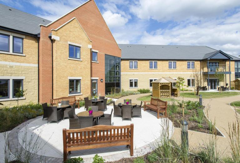 Hastings Residential Care Home Sanctuary Care