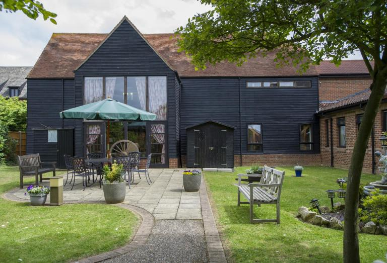 Shaftesbury Court Residential Care Home Sanctuary Care