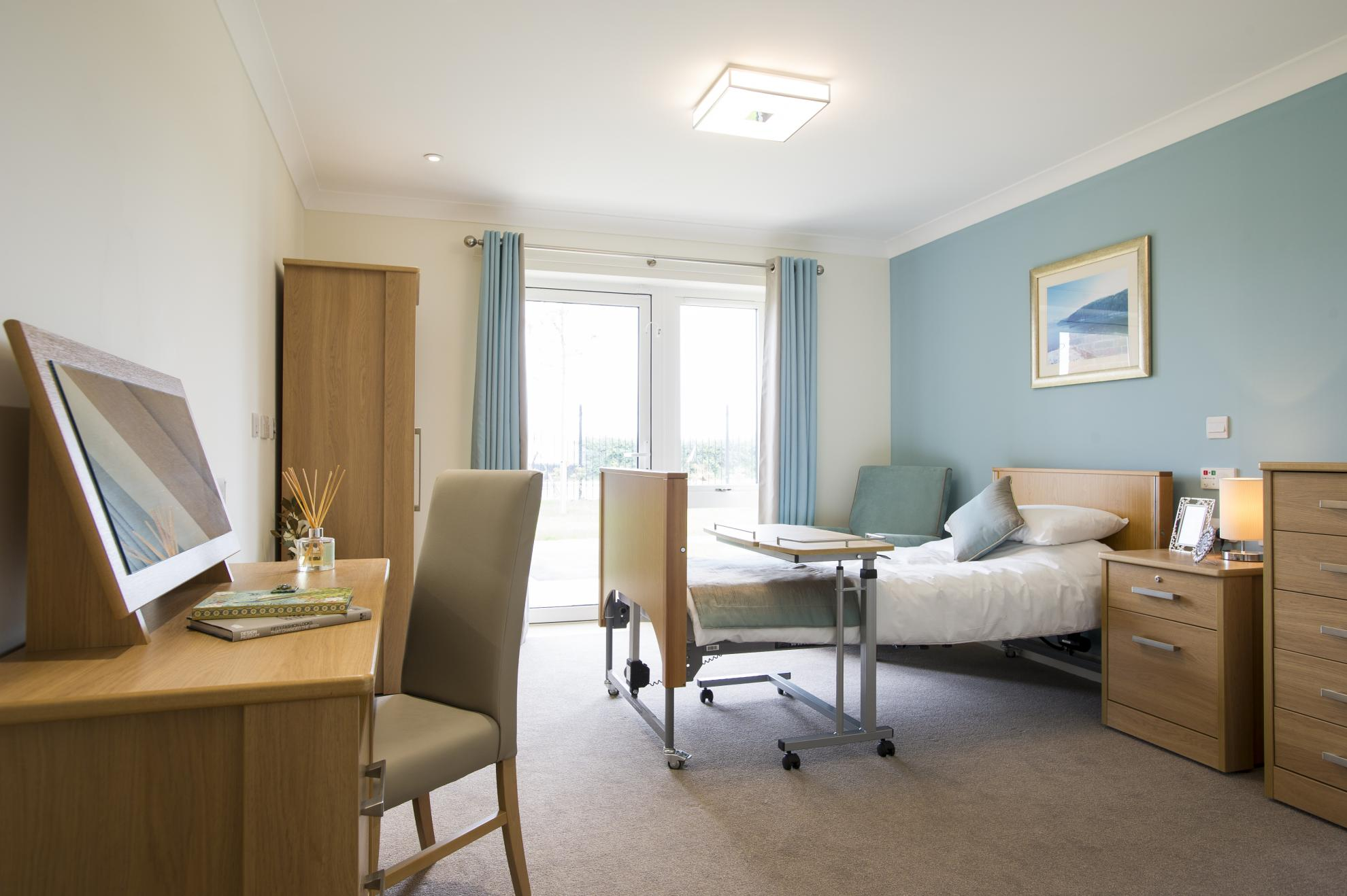 Dementia And Nursing Care Home In Hersden Meadow View Sanctuary Care