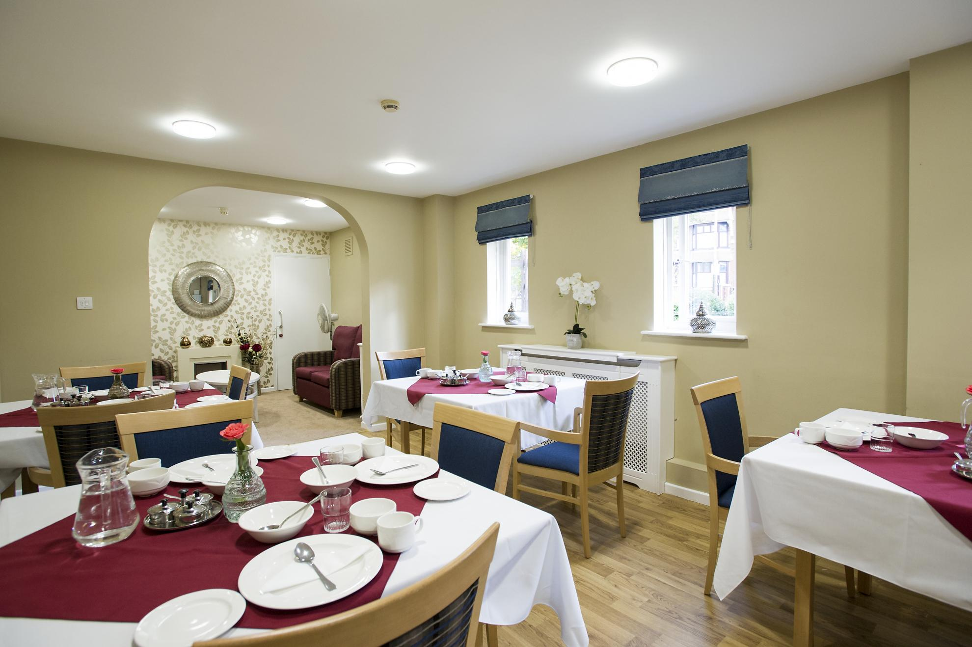 Dementia And Residential Care Home In Leicester Asra House