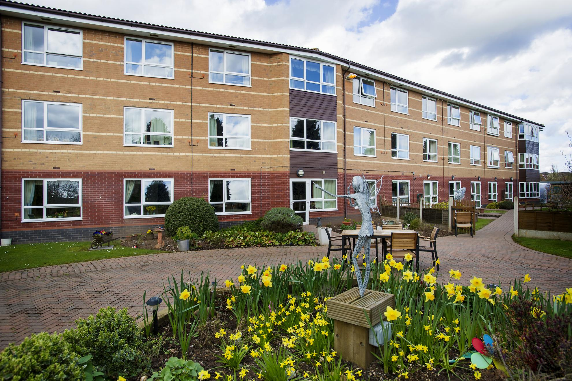 Dementia And Residential Care Home In Worcestershire