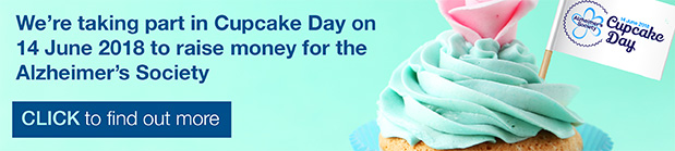 Cupcake Day banner