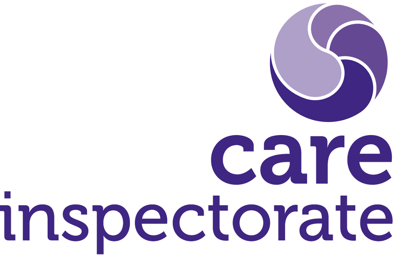 Care Inspectorate (Scotland) logo