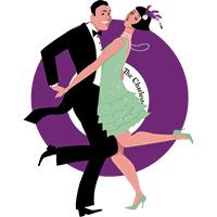 Charleston dancing vector