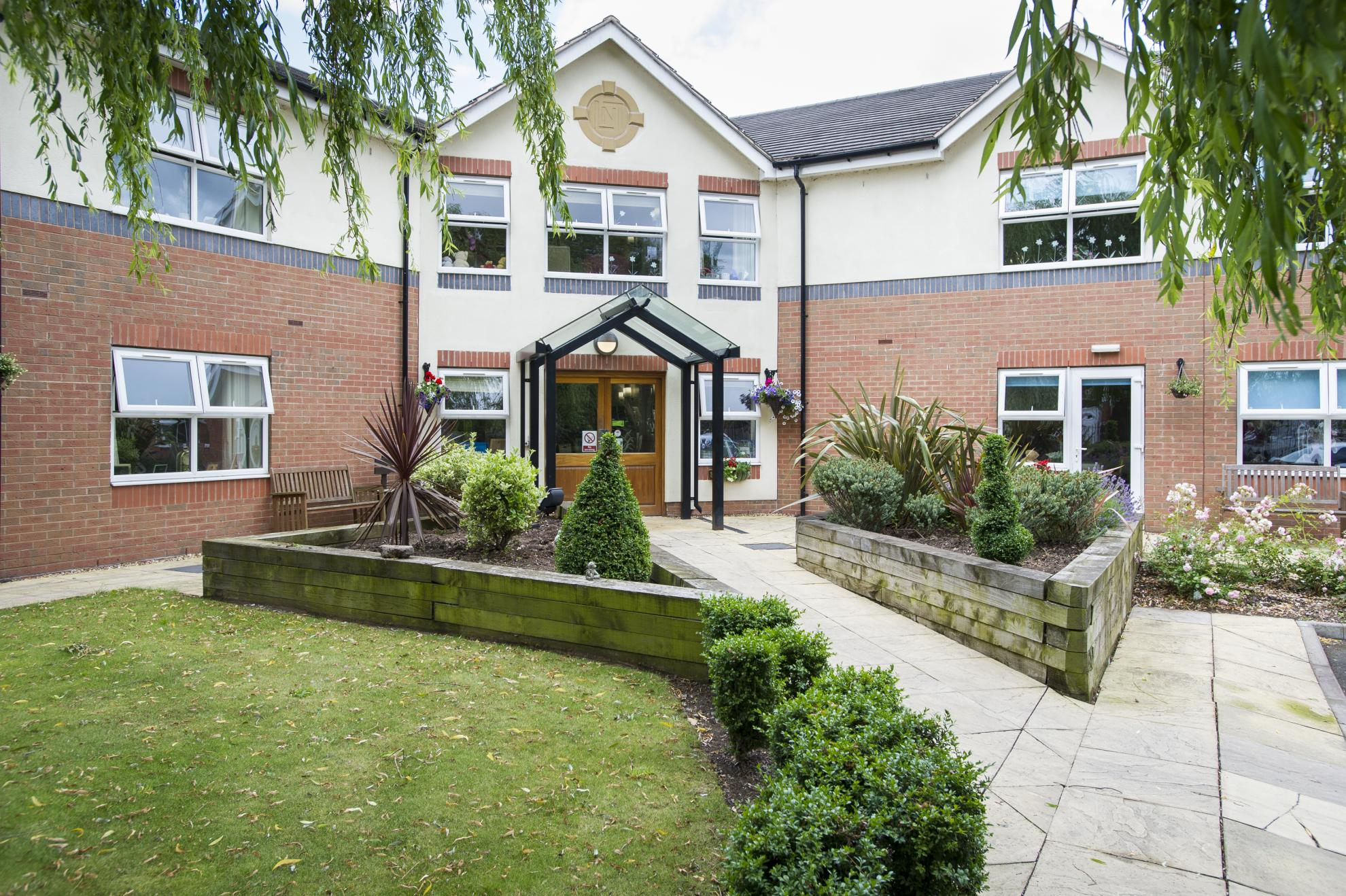 East Park Court Residential Care Home Wolverhampton