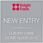 Knight Frank - New Entry - Luxury Care Home Guide 2018