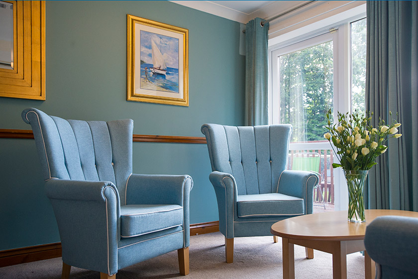 Dementia and Nursing Care Home in Bridgewater – The Rosary