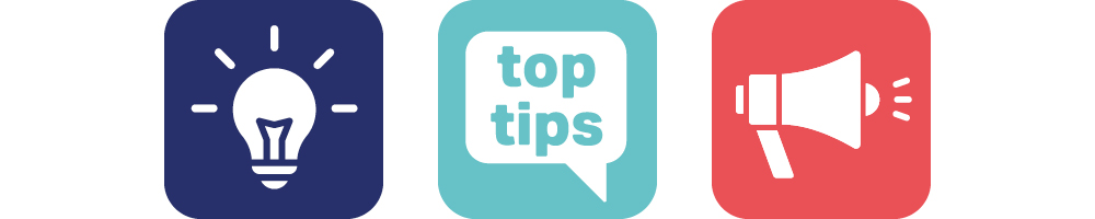 Top tips for finding your loved one a care home banner