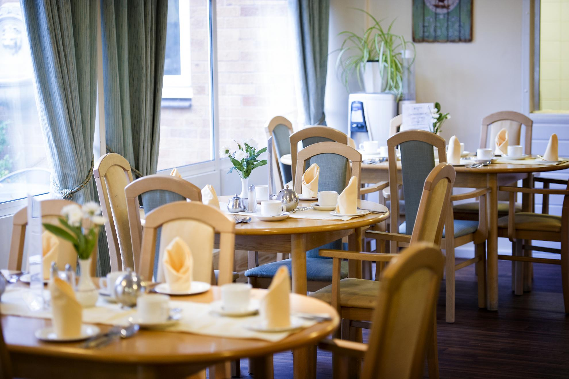 Westmead Residential Care Home Droitwich Spa Sanctuary