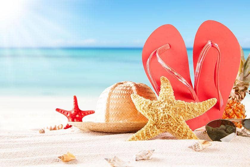 Beach party and virtual cruise fun in Bromsgrove