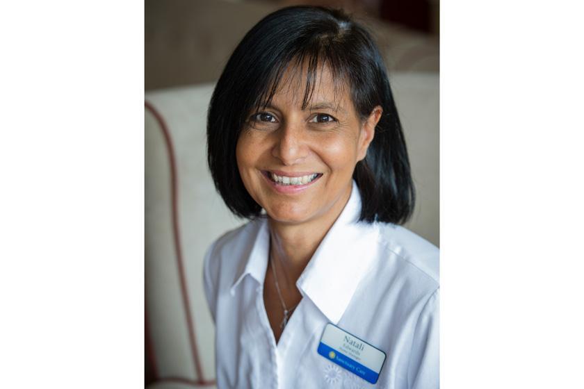 Natali Edwards, Manager at The Rosary Nursing Home