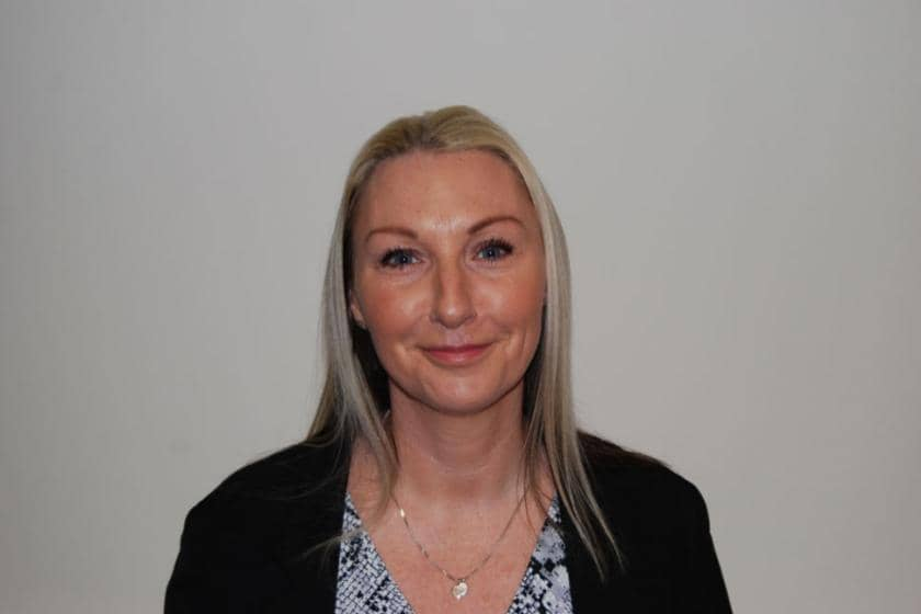 Tracy Cole, Senior Learning and Development Manager