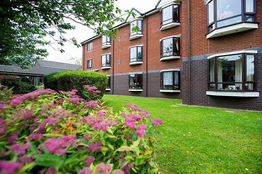 Broadmeadow Court rated Good by the CQC