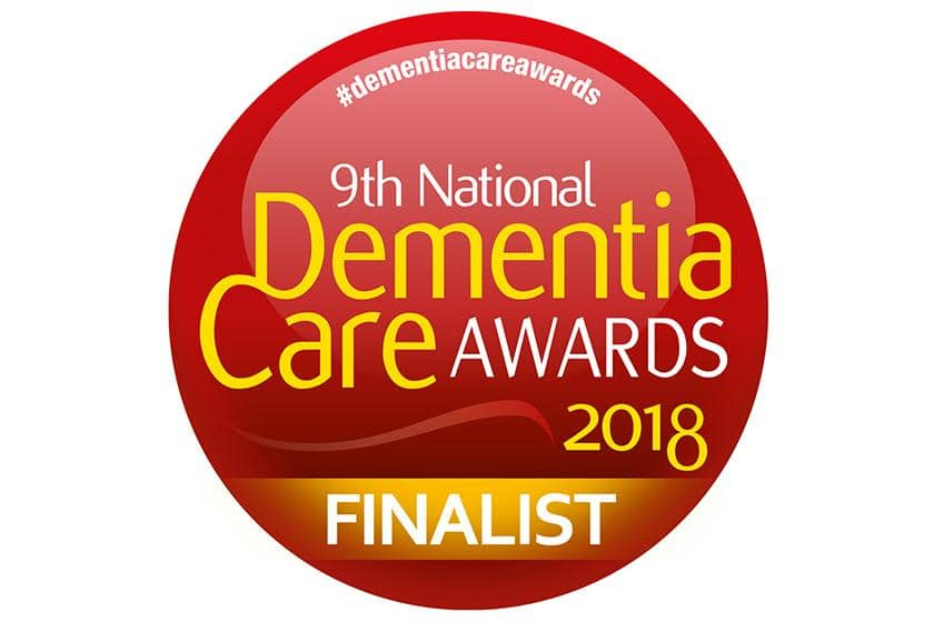 Dementia Care Awards logo
