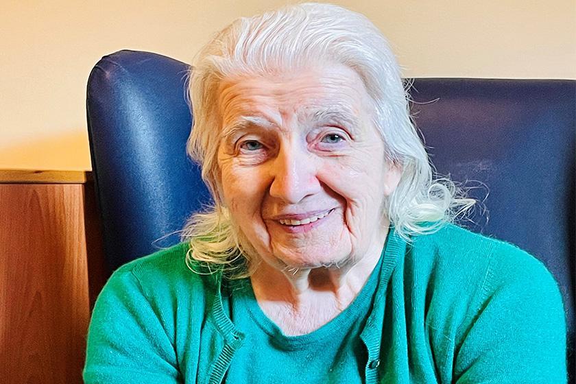 Resident, Margaret