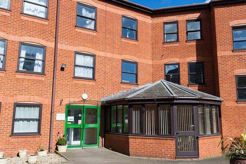 Greenslades Nursing Home in Exeter