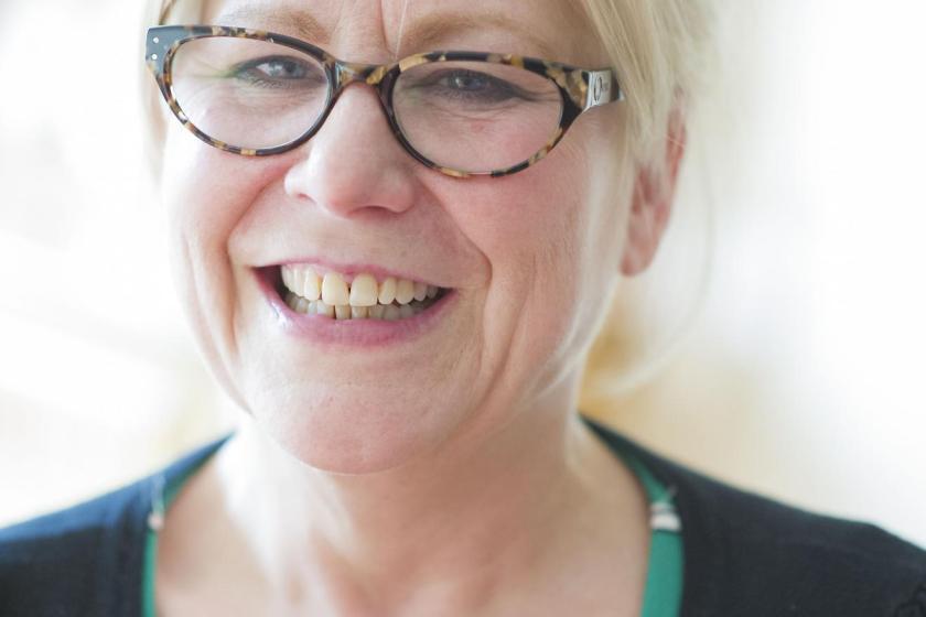 Anita Fletcher, Care Home Manager at Sanctuary Care Home.