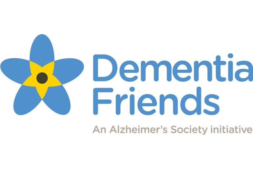 The Dementia Friends logo