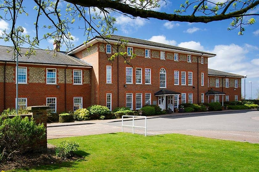 Oxfordshire care home rated outstanding by CQC