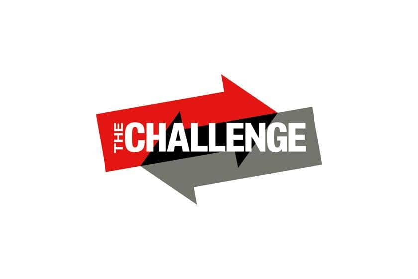 The Challenge logo