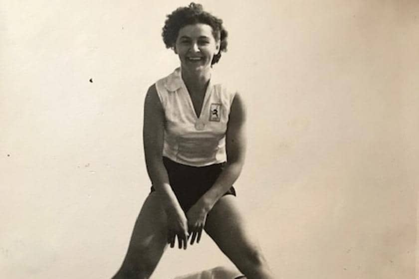 Beryl Richens, fitness instructor
