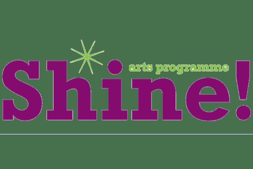 Shine! logo