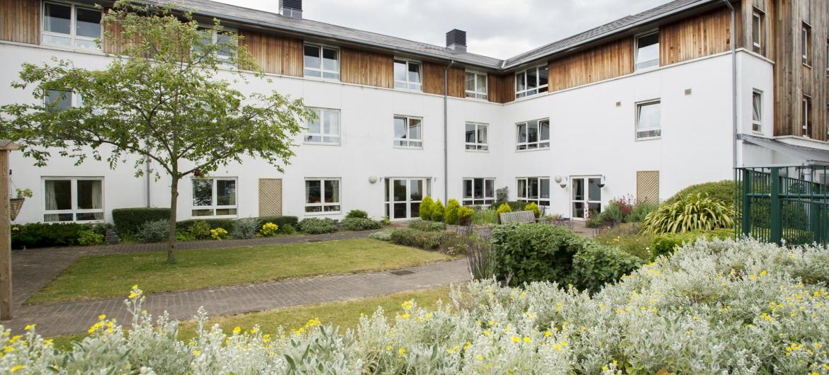 Exterior at Ashgreen House Residential and Nursing Home