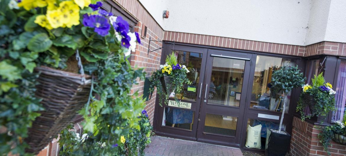 Exterior at Ashley House Residential Care Home