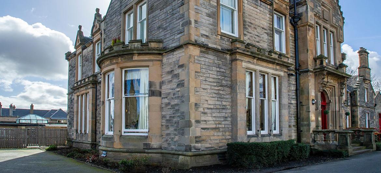 Camilla House exterior