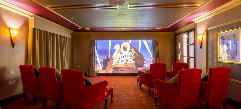 Ridgewood Court - Cinema room