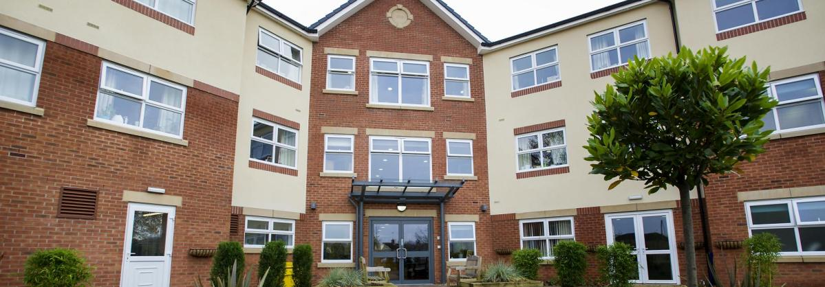 Dementia and residential care home in birmingham bartley for The green room birmingham