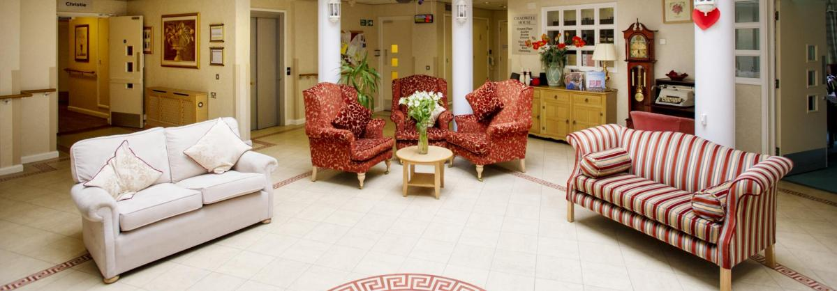 Atrium at Chadwell House Residential Care Home