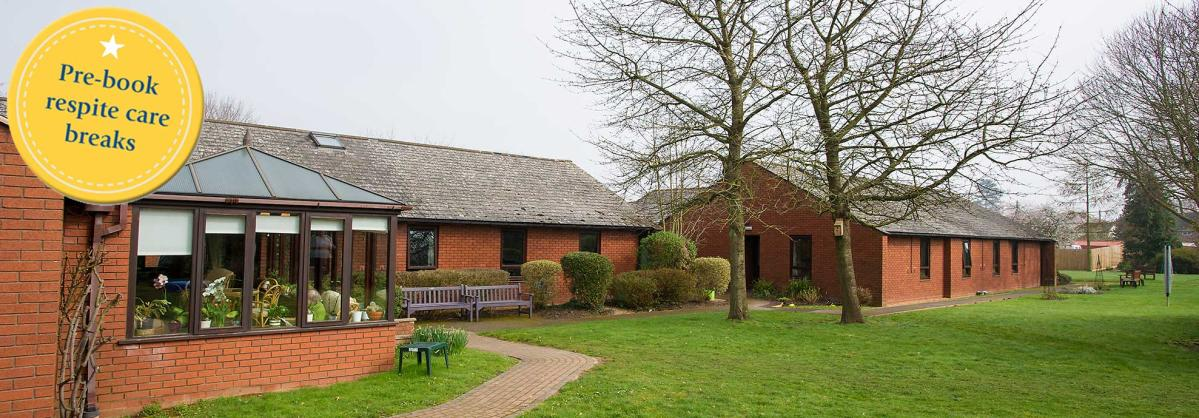 Exterior of Beechwood Court care home