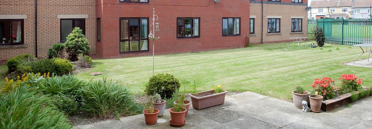 Gardens at Cedar Court Residential and Nursing Home in Durham