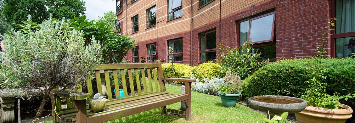 Hastings Residential Care Home Malvern Sanctuary Care