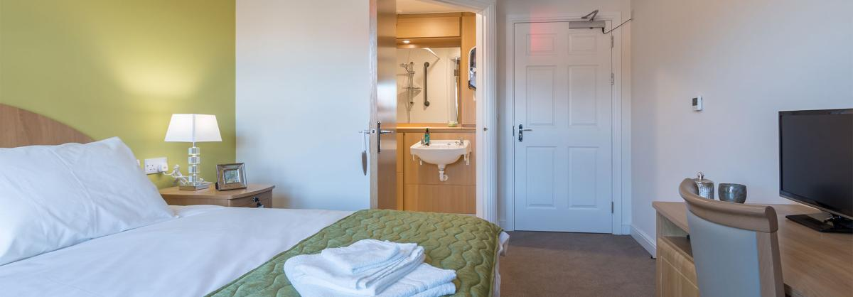 Ridgewood Court - Bedroom