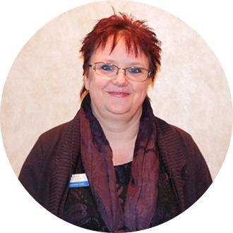Ashgreen House Manager Gina Kitchenham