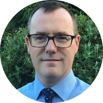 Simon Doherty, Care Home Manager at Ridgewood Court.