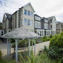 Front at Beach Lawns Residential and Nursing Home