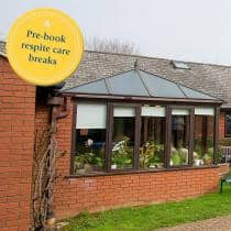 Beechwood Residential Care Home - Respite Campaign Banner