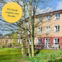Brambles Residential Care Home - Respite Campaign Banner