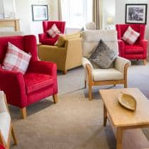 Briggs Lodge example resident lounge