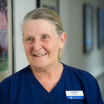 Image representative - Nurse Debbie Bradwell