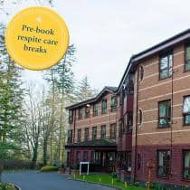 Hastings Residential Care Home - Respite Campaign Banner