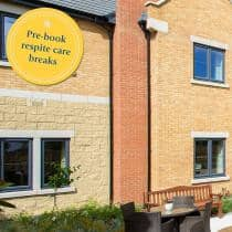 Juniper House Residential Care Home - Respite Campaign Banner