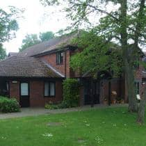 Exterior of Nunthorpe Oaks Care Home