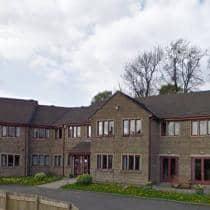 Exterior of Peell Gardens Care Home.