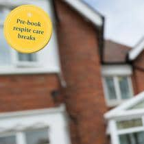 Ravenhurst Residential Care Home - Respite Campaign Banner