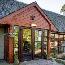 Exterior at Tyneholm Stables in East Lothian