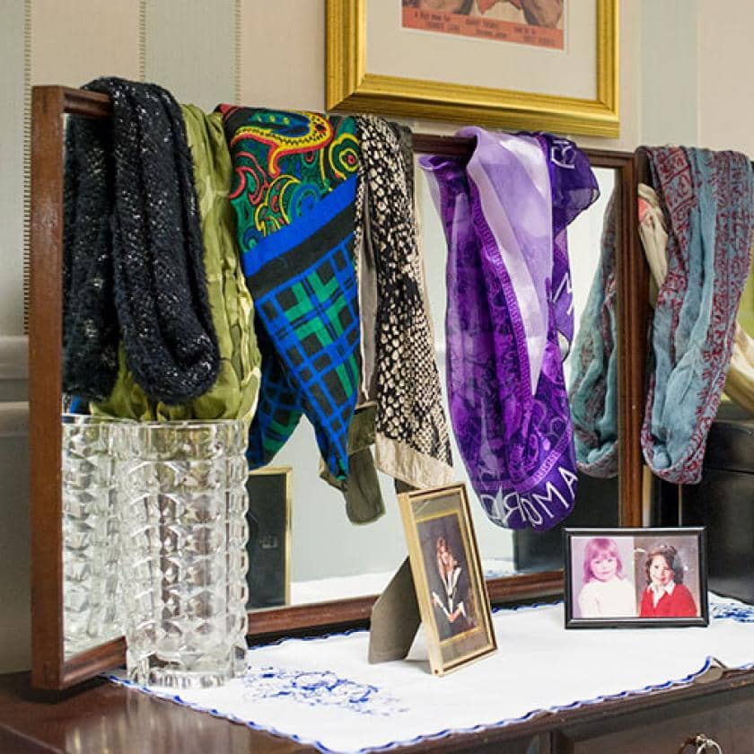 Dressing table at Ashley House